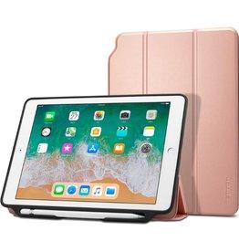 Spigen Spigen Smart Fold 2 for iPad 9.7in (2018/17) - Rose Gold SGP053CS23992