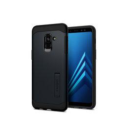 Spigen Spigen Slim Armor Case for Samsung Galaxy A8  Metal Slate SGP590CS22752