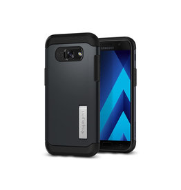 Spigen Spigen Slim Armor Case for Samsung Galaxy A5 2017 - Metal Slate SGP573CS21359