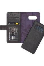 Spigen Decoded Leather Case Detachable for SS Galaxy S10  Black DC-D9SS58DW1BK