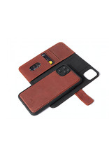 Decoded Leather Detachable Wallet for iPhone 11 Pro Full Grain Leather - Brown DC-D9IPOXIDW2CBN
