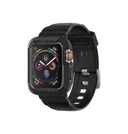 Spigen Spigen | Rugged Armor Pro for Apple Watch 4 (44mm) - Black SGP062CS25324