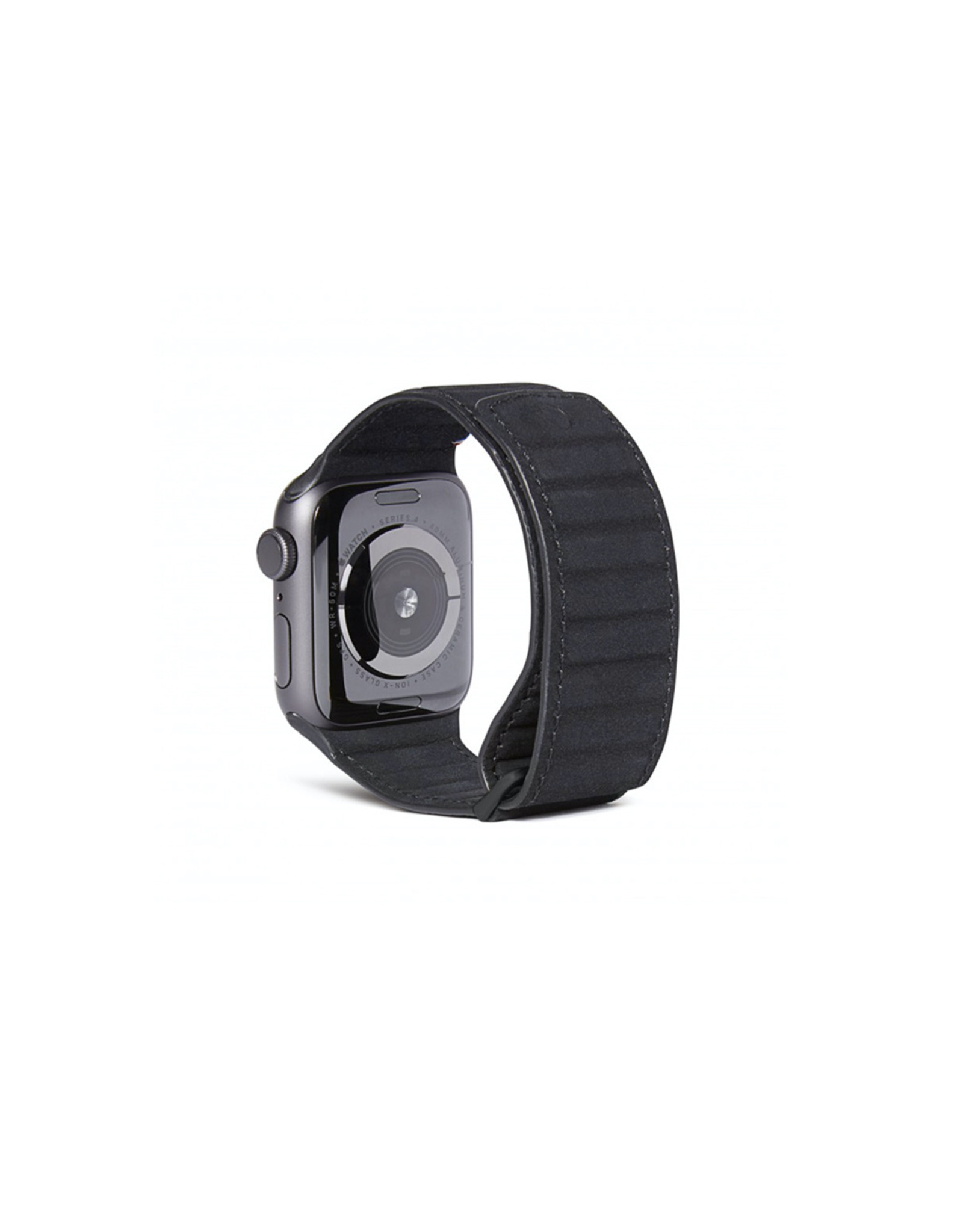 Decoded Leather Magnetic Traction Strap Series 5 / 4 (40mm) / 3 / 2 / 1 (38mm) DC-D9AWS40TS1BK