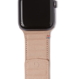 Decoded Leather Magnetic Traction Strap | Series 5 / 4 (40mm) / 3 / 2 / 1 (38mm) - Pink DC-D9AWS40TS1RE