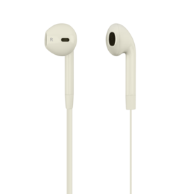 Logiix LOGiiX Classic In Ear Headphones - Stone LGX-13052