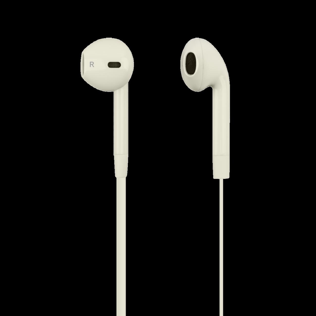 Logiix LOGiiX Classic In Ear Headphones - Stone LGX-13052