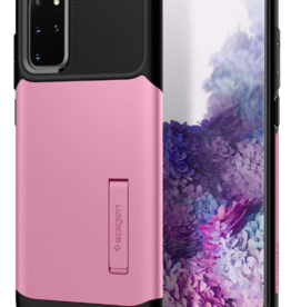 Spigen Spigen Slim Armor Case for SS Galaxy S20+ - Rusty Pink SGPACS00649