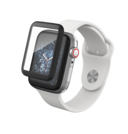 ZAGG | InvisibleShield Glass Curve Elite for Apple Watch Series 4 (40mm)-ClearIS-200102442