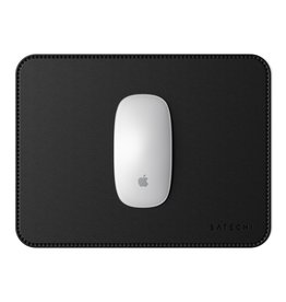 Satechi Satechi | Eco Leather Mouse Pad - Black | ST-ELMPK
