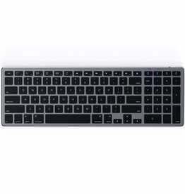 Satechi Satechi | Slim Wireless Keyboard  - Space Grey | ST-TCAWKM