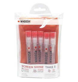 Whoosh WHOOSH! Screen Shine Take 5 Tech Hygiene | 15-01834
