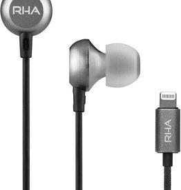 RHA SO RHA | Lightning Earbuds - In-Ear | MA650i