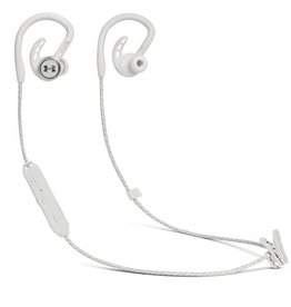 JBL JBL | UA Sport Wireless Pivot Wireless Bluetooth In-Ear Headphones White UAJBLPIVOTWHTAM