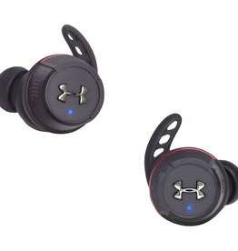 JBL JBL | UA Flash In-Ear Sound Isolating Truly Wireless Headphones - Black UAJBLFLASHBLKAM