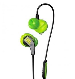 JBL JBL | Endurance Run In-Ear Wired Headphones Black/Lime JBLENDURRUNBNLAM