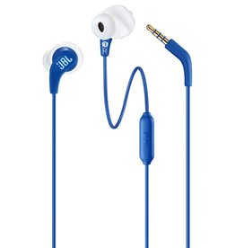JBL JBL ENDURRUN In-Ear Headphones Blue JBLENDURRUNBLUAM