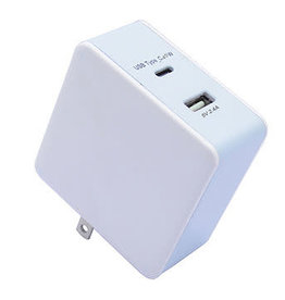 Rockstone | PD45W Power Delivery Wall Charger with 2.4A USB Port R0045-00