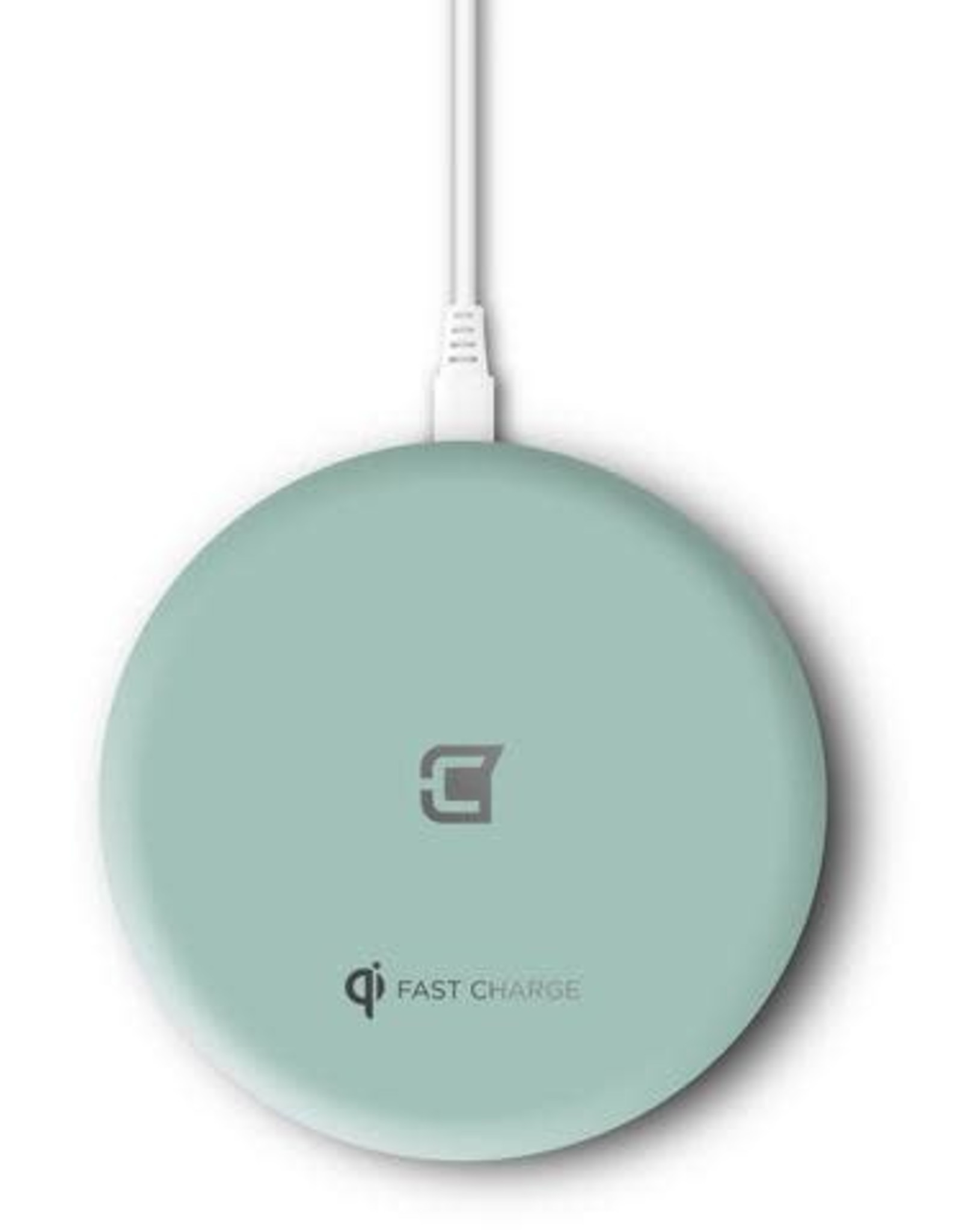 Caseco Caseco Nitro II 10W Fast Wireless Charger For Android & IOS Sage C0710-10