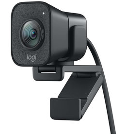 Logitech Logitech | Steamcam Plus 1080p 60FPS USB-C Webcam | 960-001280