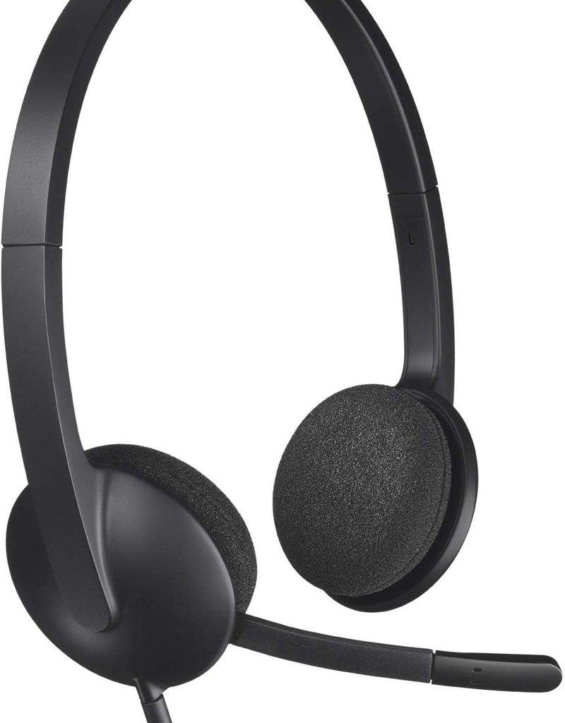Logitech Logitech | H340 USB Headset | 981-000507