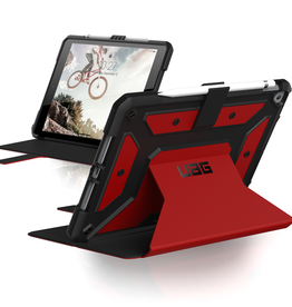 UAG UAG | Metropolis Rugged Case Magma (Red) for iPad 10.2 2019 120-2560