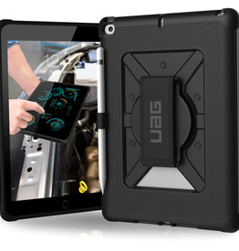UAG UAG - Handstrap Case BULK Black for iPad 6th gen (2018)/ iPad 5th gen 120-0062