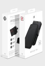 Caseco Bond St. Wallet Folio Case - BlackBerry KEY2 CC-BN-BBK2-BK