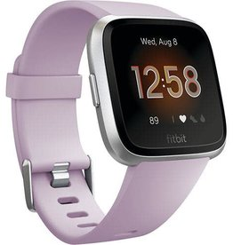 Fitbit Fitbit | Versa Lite Edition Lilac with Silver Aluminum | FB415SRLVFRCJK