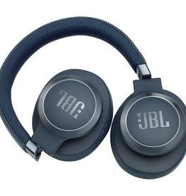 JBL JBL | LIVE 650BT Wireless Over-Ear Noise Cancelling Headphones - Blue | JBLLIVE650BTNCUAM