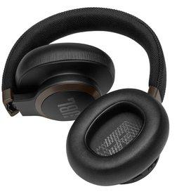 JBL JBL | Live 650BT Wireless Over-Ear Noise Cancelling Headphones - Black | JBLLIVE650BTNCBAM