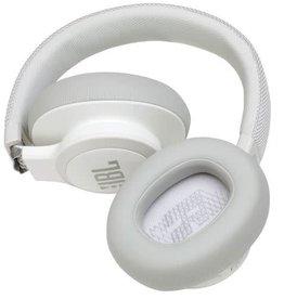 JBL JBL | Live 650 Wireless Over-Ear Noise Cancelling Headphones White | JBLLIVE650BTNCWAM