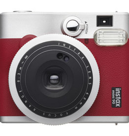 Instax Fujifilm | Instax Mini 90 Neo Classic Instant Camera W/Out Film - RED