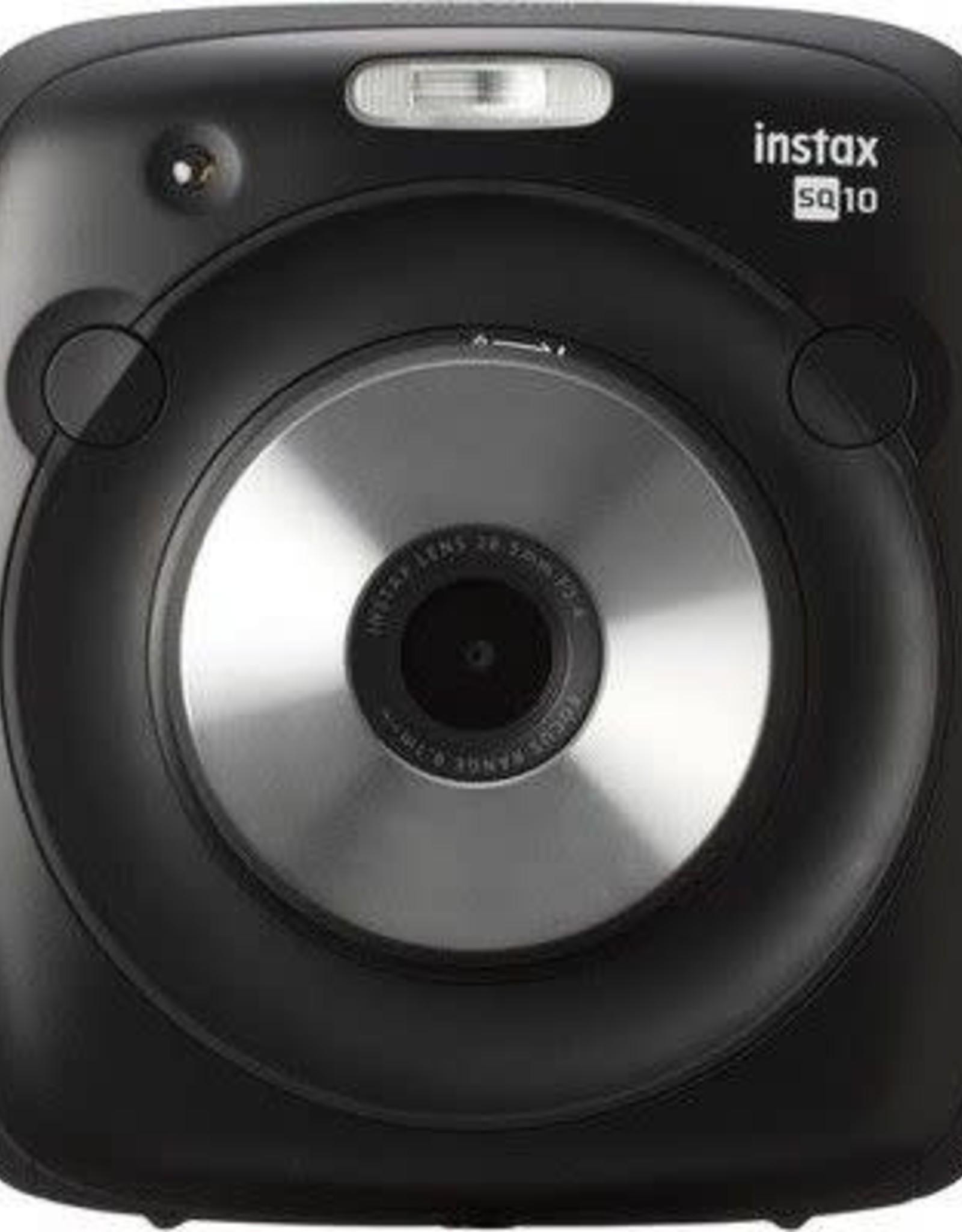 Instax Fujifilm | Instax SQUARE SQ20 Hybrid Instant Camera - Matte Black