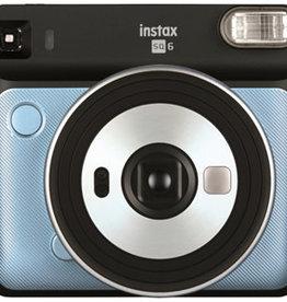 Instax Fujifilm | Instax SQUARE SQ6 - Aqua Blue 600020425