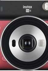 Instax Fujifilm | Instax SQUARE SQ6 - Ruby Red