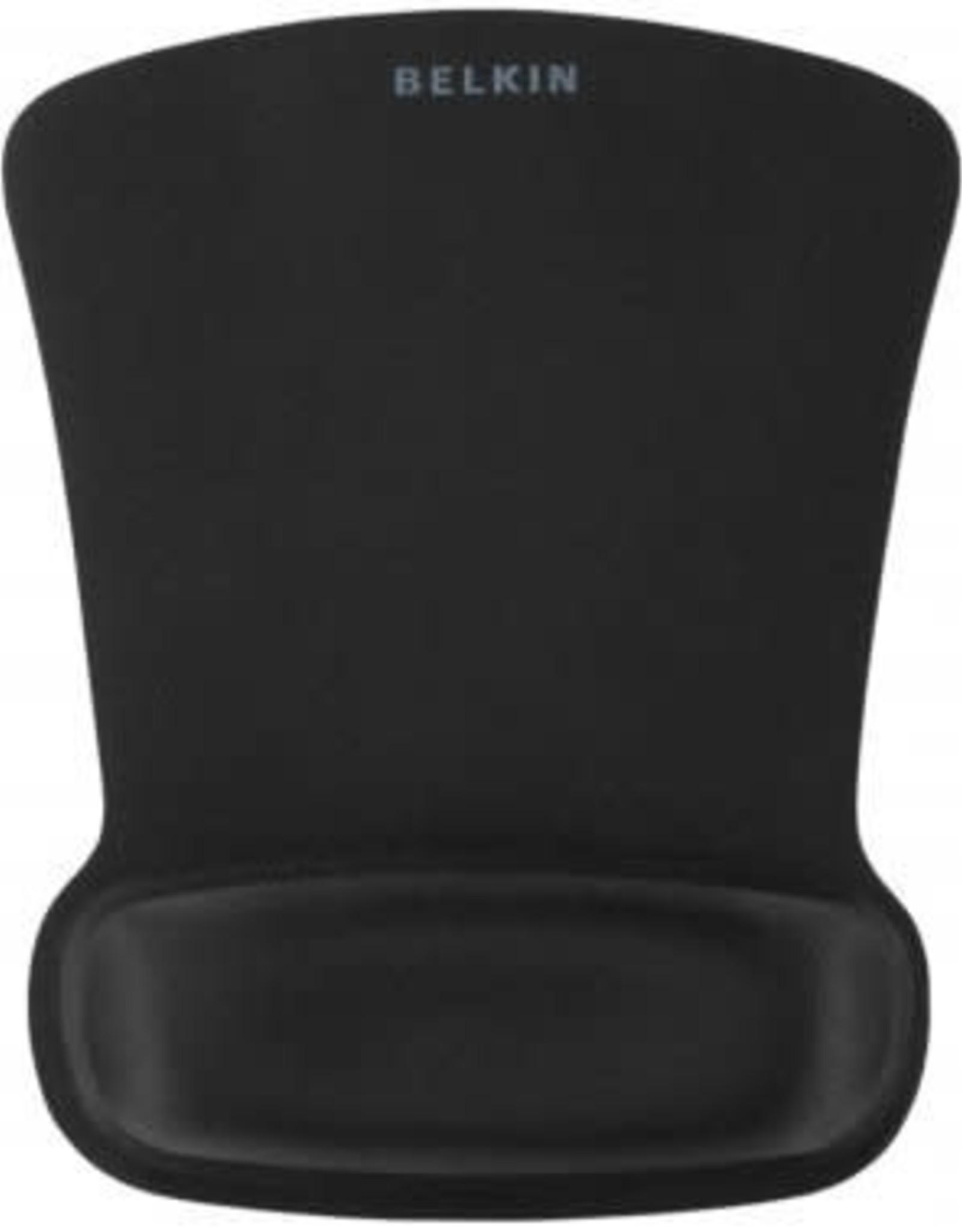 Belkin Belkin   Black Gel Filled Waverest Mouse Pad   F8E262-BLK