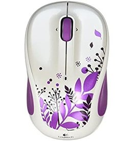 Logitech Logitech | Wireless Mouse M325 Purple Peace | 910-005345