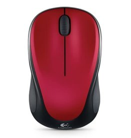 Logitech Logitech | Wireless Mouse M325 Metallic Red | 910-002651