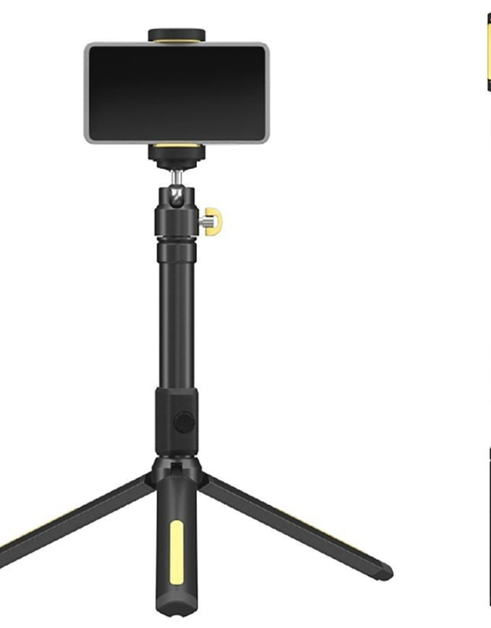 Black Eye Filming Handle and Tripod BKE-FM001