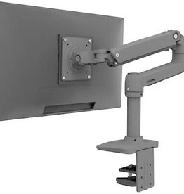 Ergotron | LX Desk Monitor Arm (Single) Matte Black Up To 34'' 45-241-224