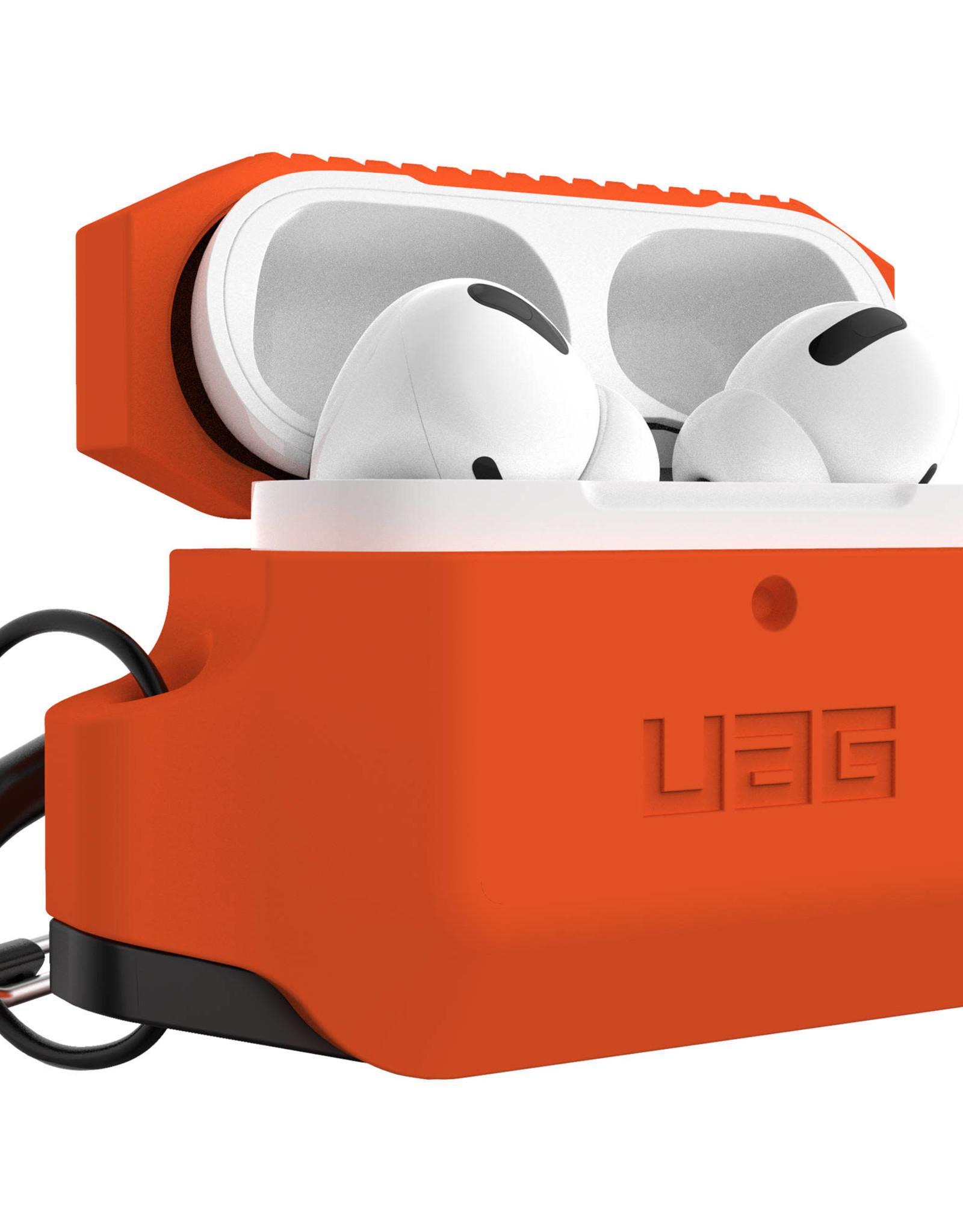 UAG UAG - Silicone Case Orange/Black for Apple AirPods Pro 15-06740