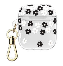Kate Spade | Flexible Case Scattered Flowers Clear for AirPods 120-2618