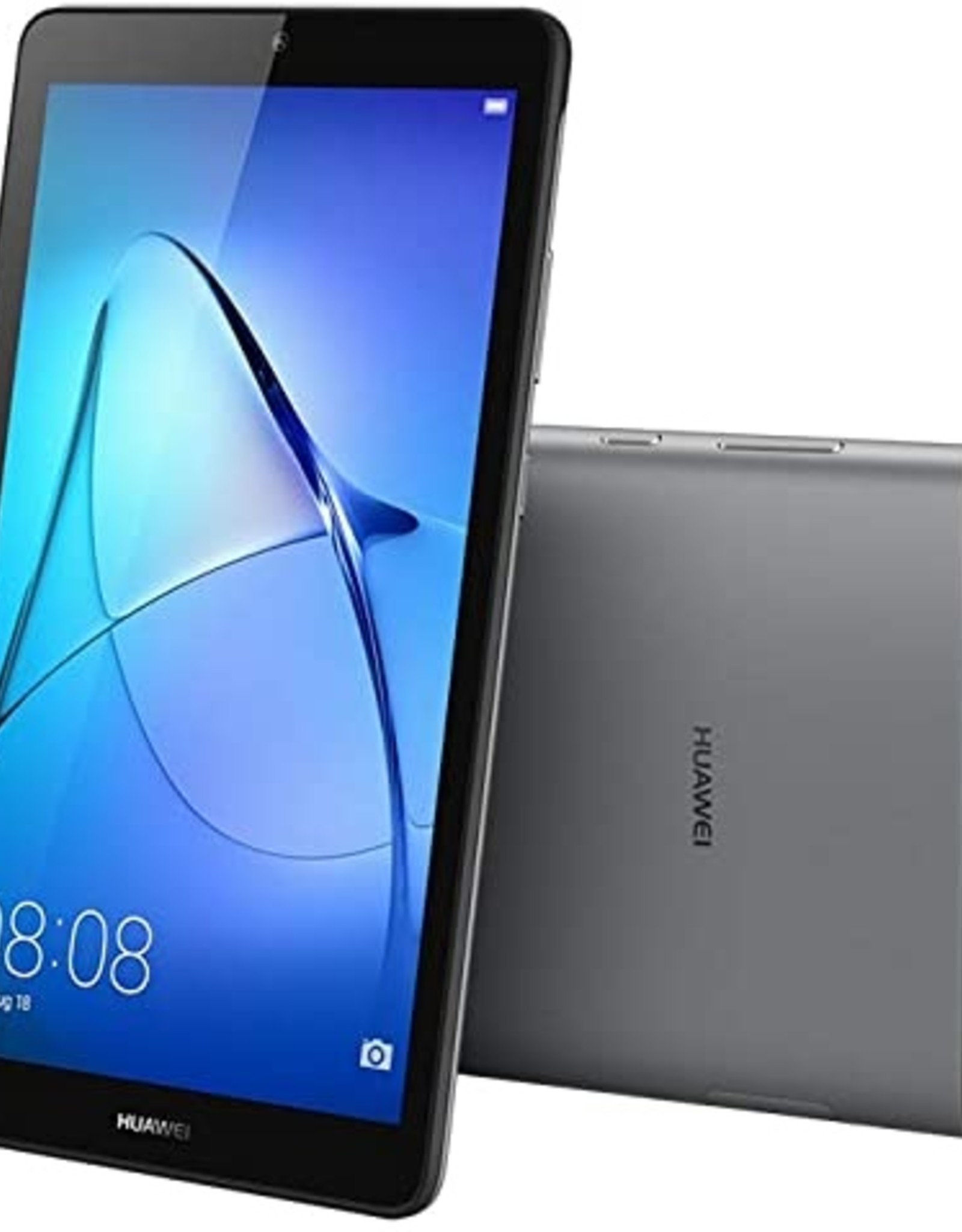Huawei Huawei Tablet 53018231 Mediapad T3 7 inch IPS QC1.3Ghz 1GB 16GB 2MP F/R Android 6 Gray 53018231