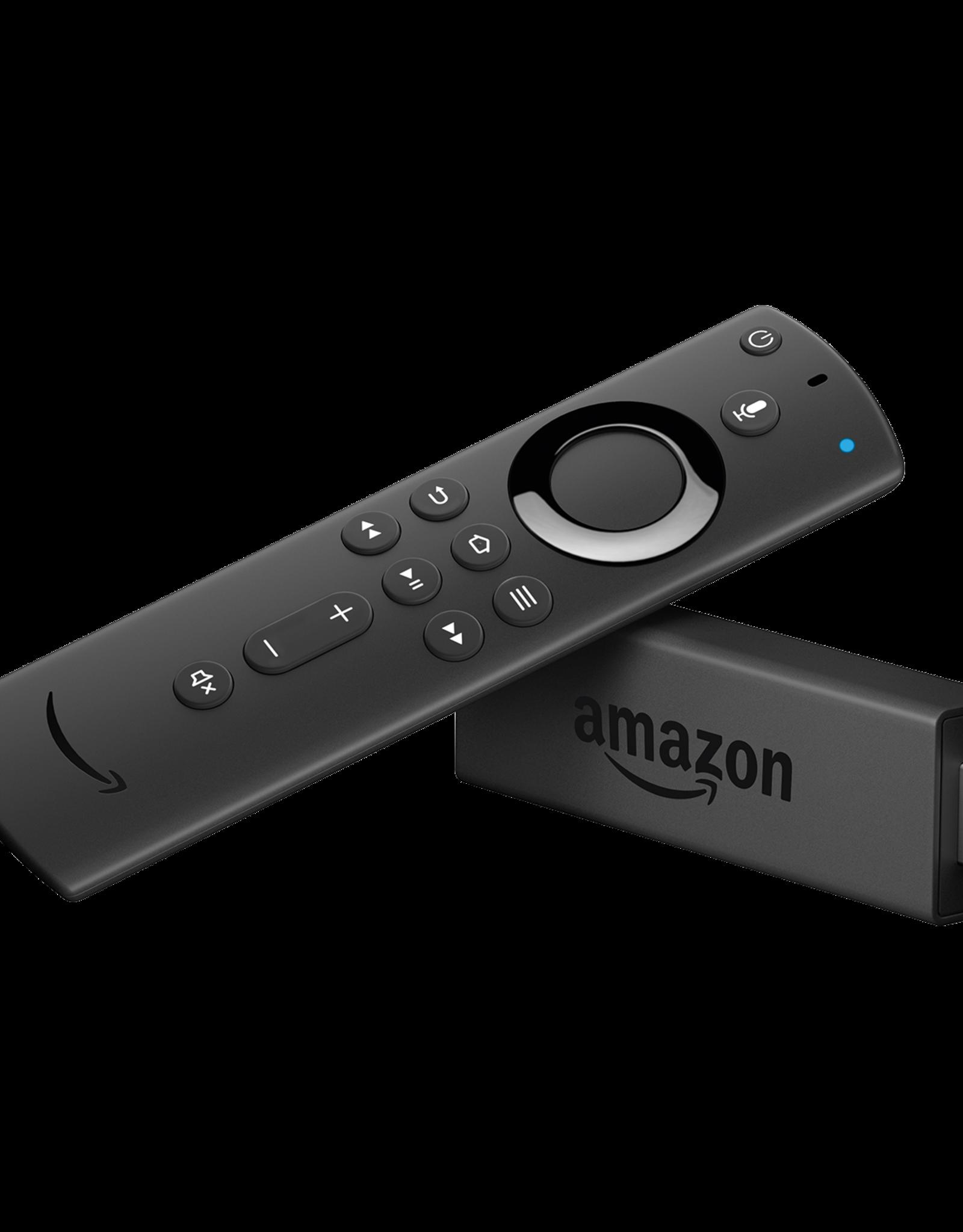 Amazon Amazon Fire TV Stick Media Streamer with Alexa Voice Remote