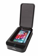 intelliARMOR | Universal UV Sterilizer for Smartphones IA-UV-BLK