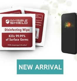 PREORDER ZAGG | Disinfecting Tech Wipes 10 Pack IS-209805944 ETA Mid April