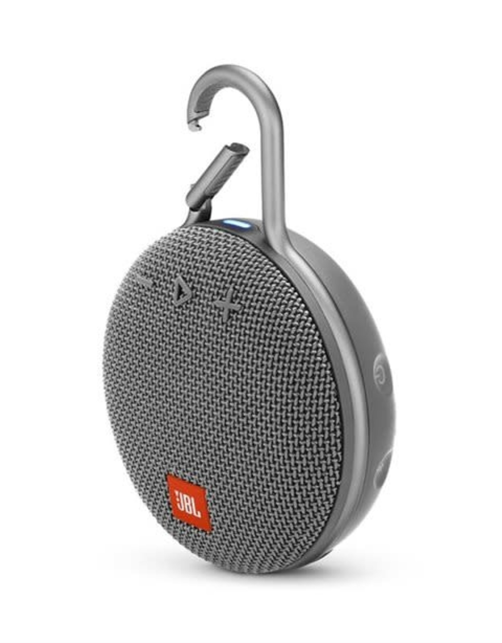 JBL JBL   CLIP 3 Portable BT Speaker Grey   JBLCLIP3GRYAM