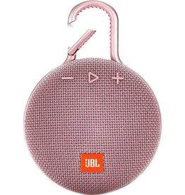 JBL JBL CLIP 3 Portable BT Speaker Pink JBLCLIP3PINKAM