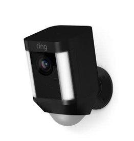 Ring Spotlight Cam Battery Black RIN842861100792