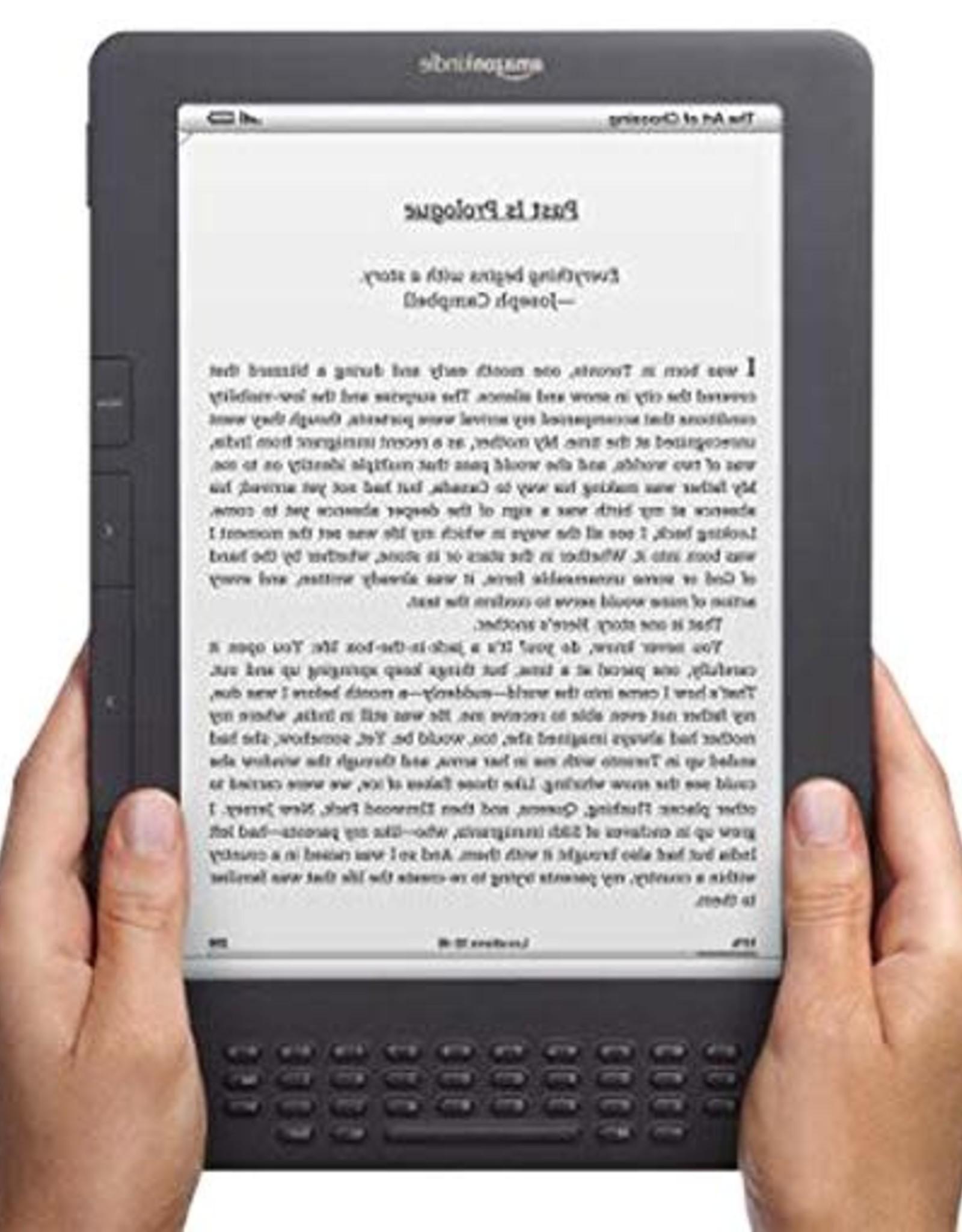Amazon Amazon   Kindle KINDLE 8GB BUILT-IN FRONT LIGHT Black 53-014491